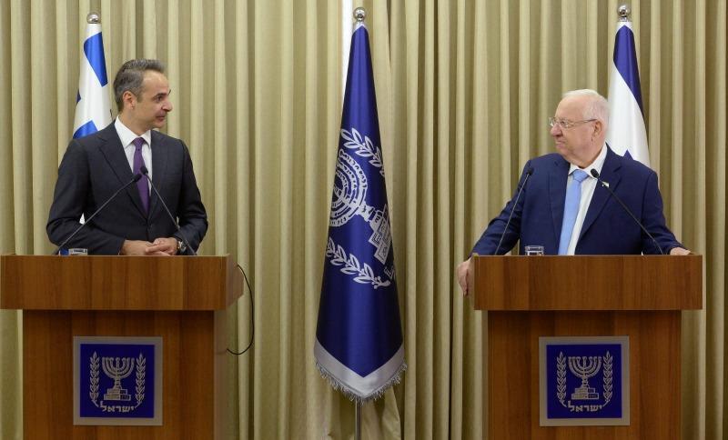 הנשיא וראש הממשלה היווני