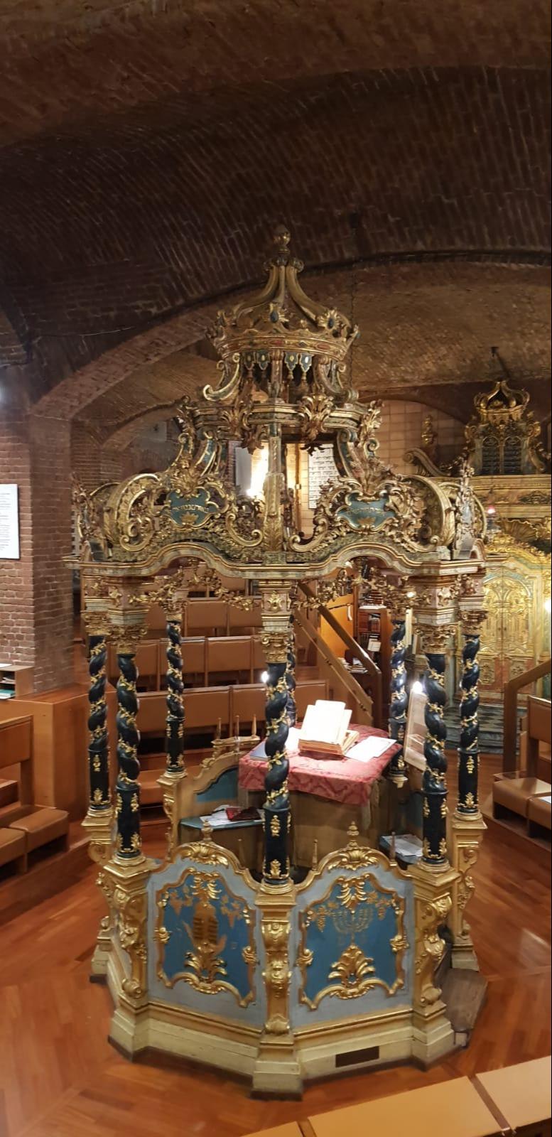 בית הכנסת בטורינו