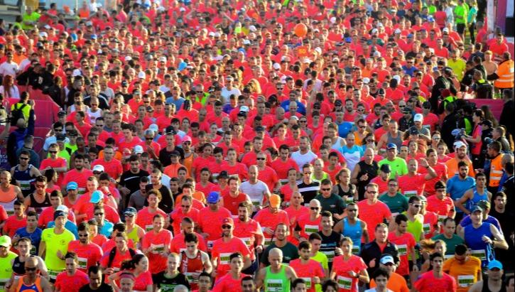 מרתון תל אביב 2019