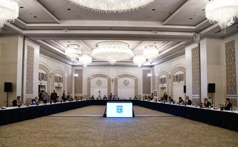 ישיבת הממשלות