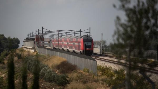 התיקון יצמצם את העבודות בשבת? רכבת ישראל