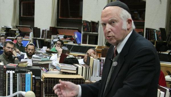 הרב אהרון ליכטנשטיין