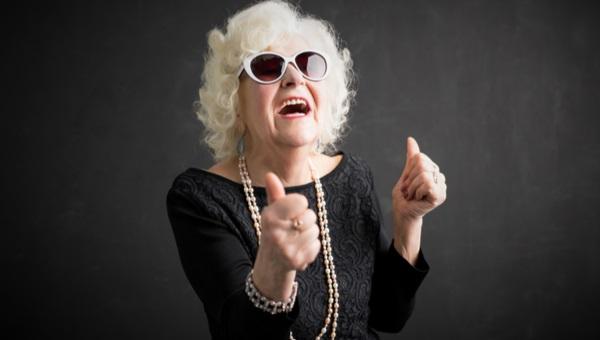 סבתא מגניבה