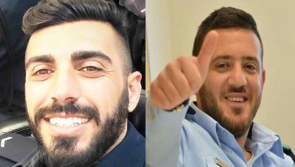 השוטרים שנהרגו בפיגוע