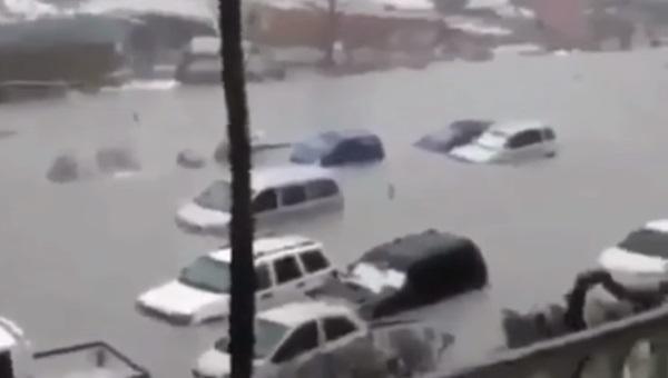 ממפגעי הסופה