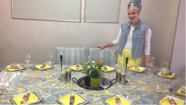 שולחן השבת של אפרת פטרזייל