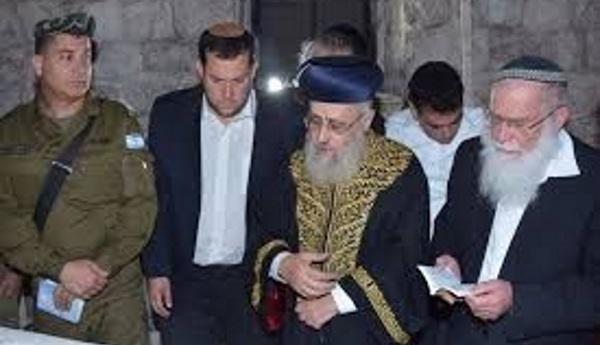 הרב לבנון, הרב יוסף ודגן