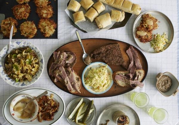 מאכלים יהודיים אשכנזיים מסורתיים