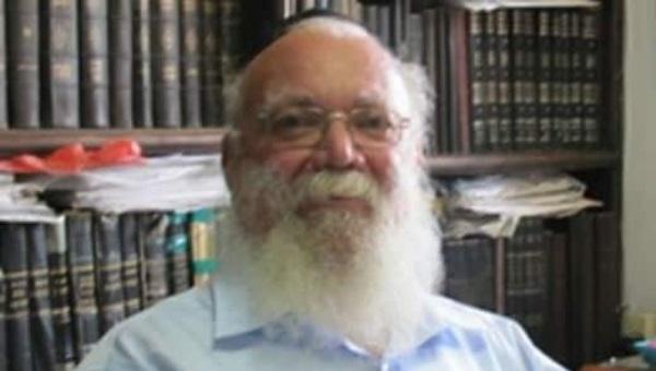 הרב יעקב פילבר
