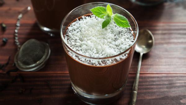 מוז שוקולד