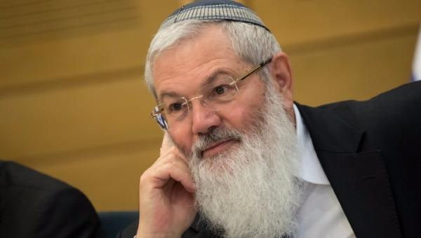 סגן שר הביטחון הרב בן דהן