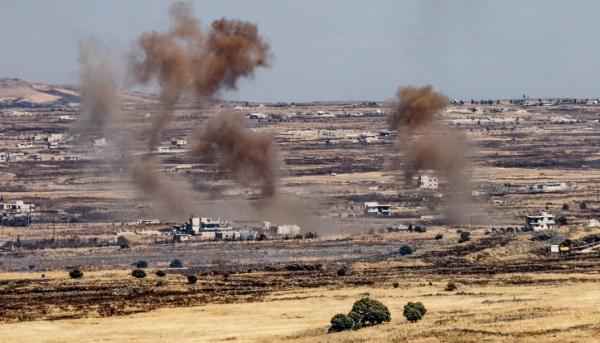 מלחמת האזרחים סוריה. ארכיון
