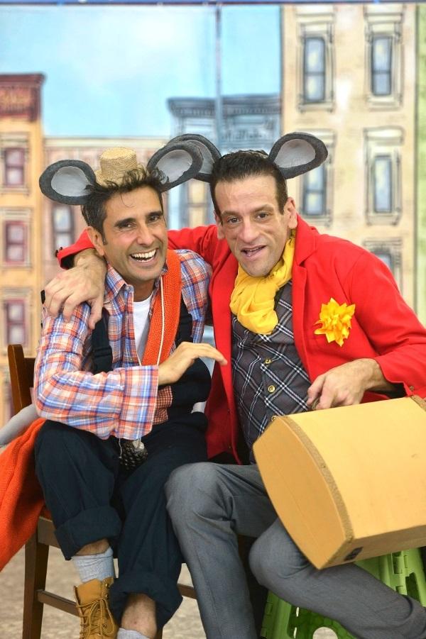 עכבר העיר ועכבר השדה - תאטרון אורנה פורת