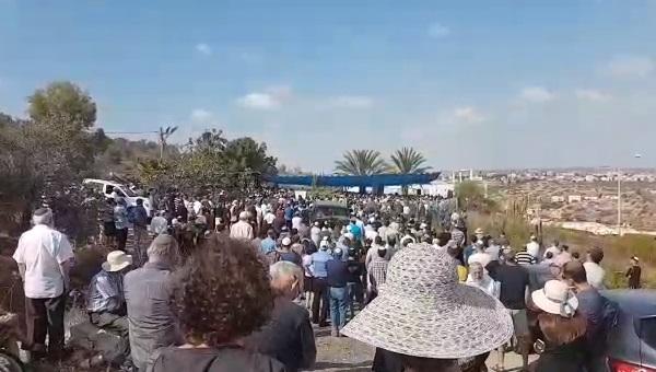 הלוויתו של ראובן שמרלינג