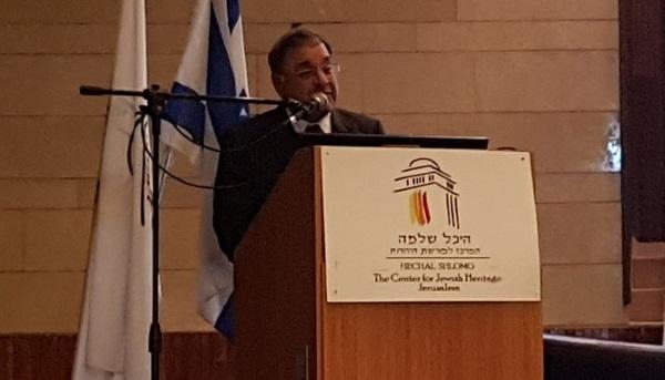 הרב ריסקין מדבר על יהודי התפוצות