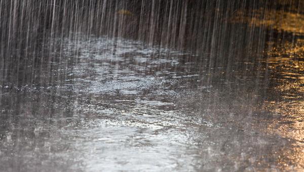 סוף סוף - הגיע הגשם