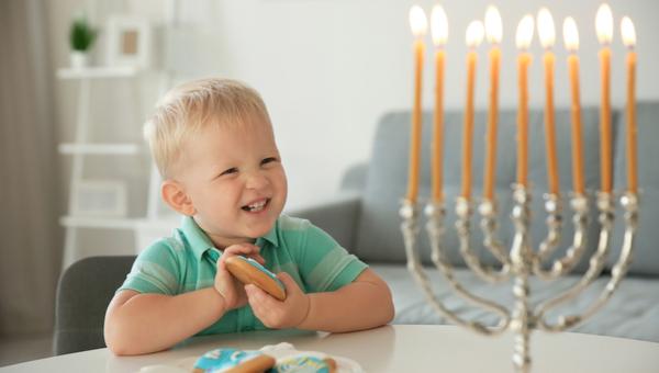 חנוכה והילדים שלנו
