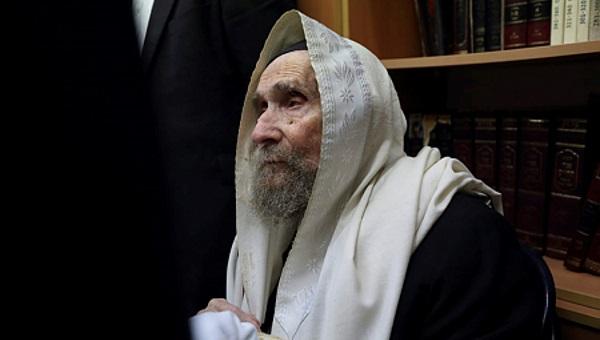"""""""אבדה לעם היהודי כולו"""". הרב שטיינמן זצ""""ל"""
