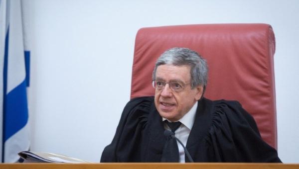 השופט מזוז. פסיקתו עוררה סערה