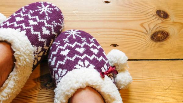 נעליים בחורף