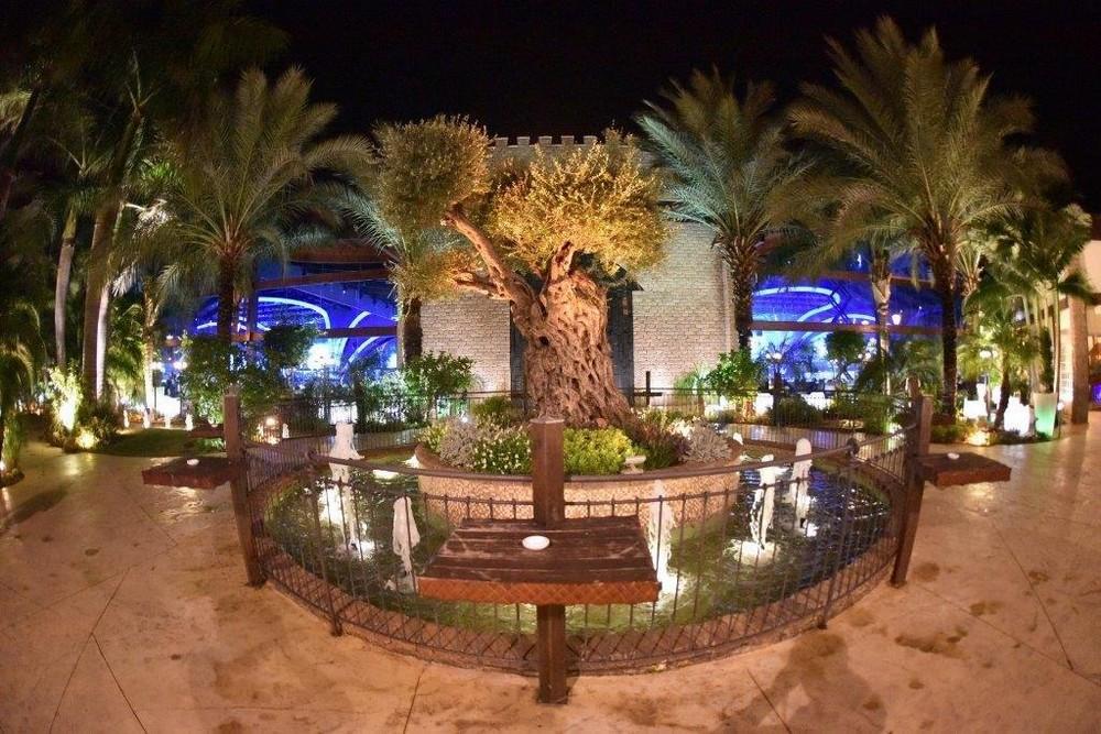 גן אירועים טרויה