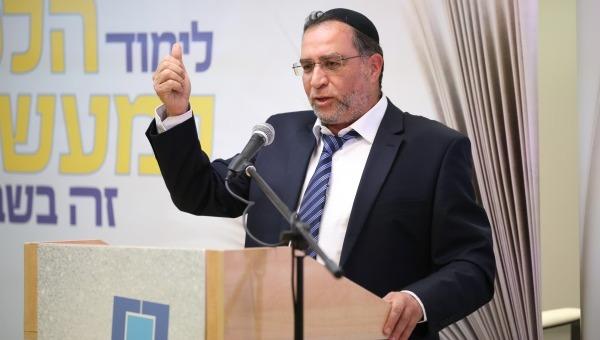 הרב בן ציון אלגאזי