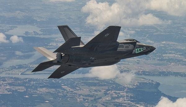 17 מטוסים נוספים. מטוס F-35