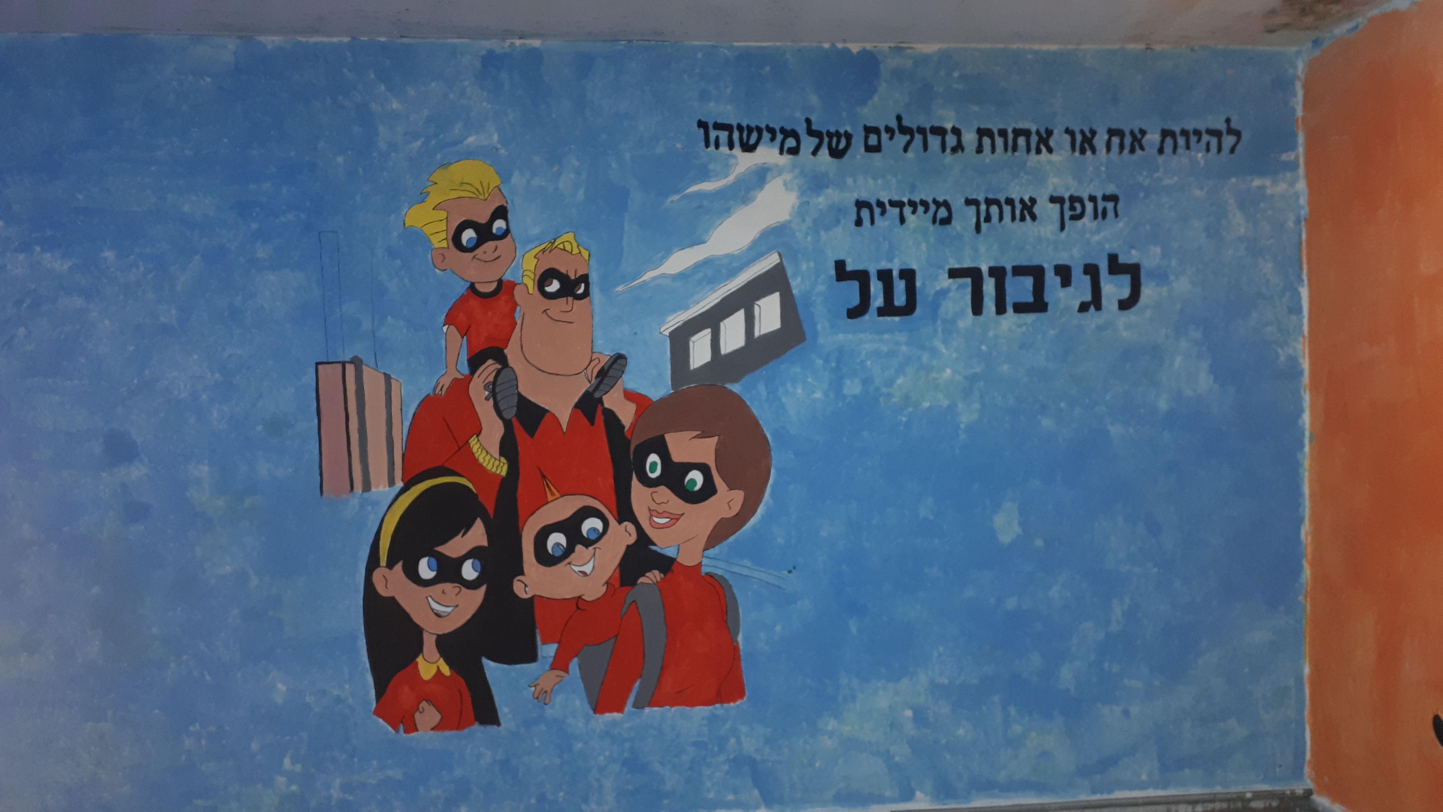 שבט נבטים, סניף קריית שמואל, חיפה