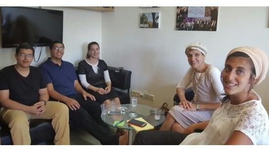 יחצ נוער הבית היהודי צילום: יחצ נוער הבית היהודי