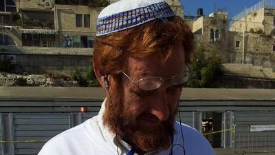 עמוד הפייסבוק של הרב יהודה גליק