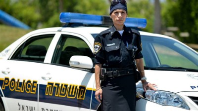 אור מני, משטרת ישראל