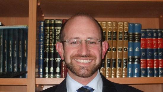 הרב יהושע גרינשטיין