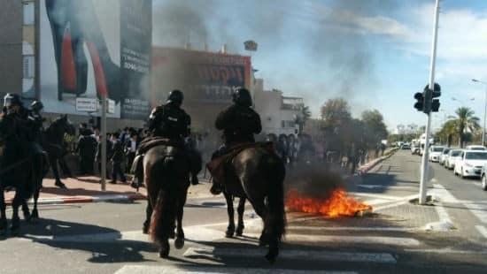 דוברות משטרת ישראל