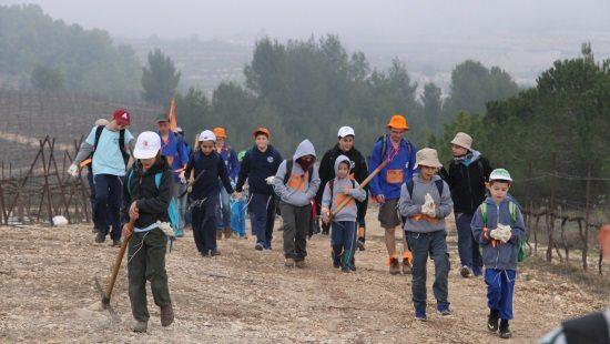 תנועת הנוער עזרא צילום: תנועת הנוער עזרא