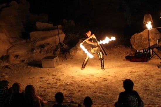גאגלינג אש בבית גוברין, צילום: רפי דלויה