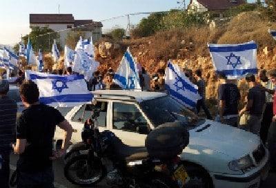 צעדה ביהודה ושומרון צילום: צעדה ביהודה ושומרון