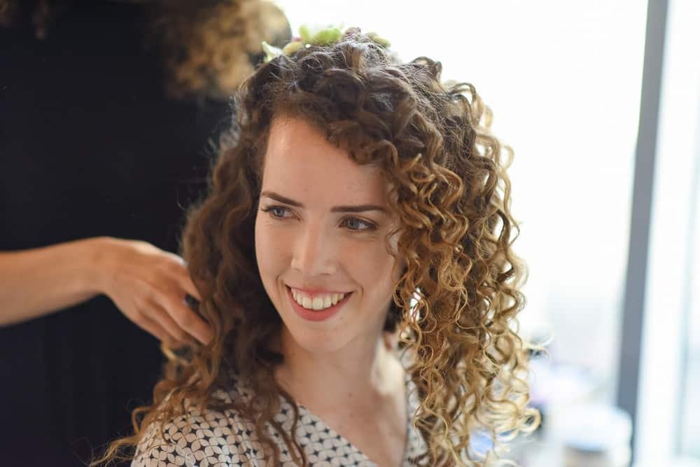 הודיה משיח איפור ועיצוב שיער