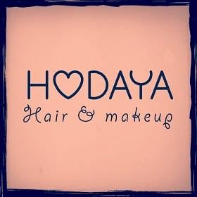 לוגו הודיה משיח איפור ושיער צילום: לוגו הודיה משיח איפור ושיער
