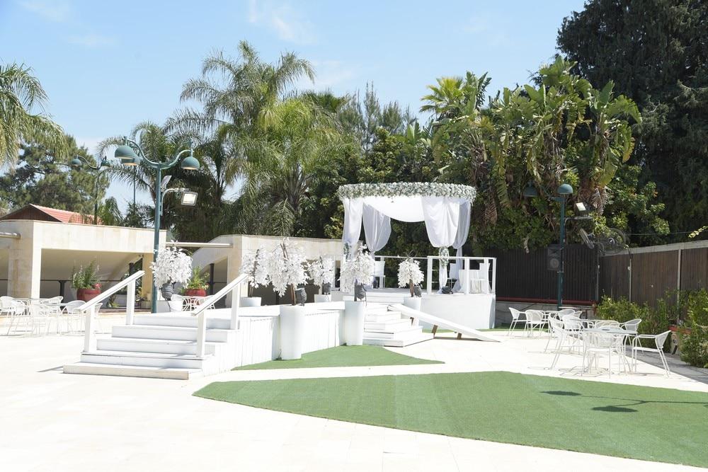 מצודת ברקאי גן אירועים
