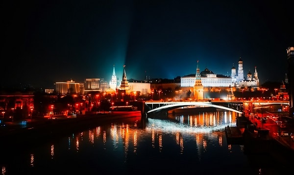 מוסקבה צילום: pixabay