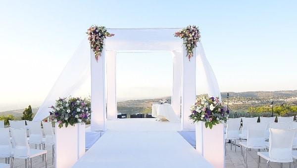 דורכבראך: חתונה מאכן ערב שבת ווי אין דער אלטער היים!