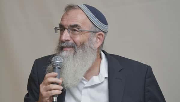 הרב דוד סתיו צילום: פלאש 90