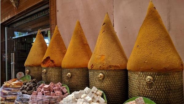 מרוקו תבלינים