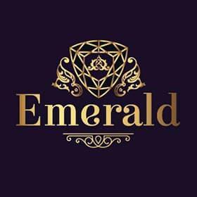 לוגו אמרלד מתחם אירועים צילום: לוגו אמרלד מתחם אירועים