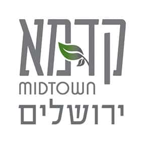 לוגו קדמא MIDTOWN מתחם אירועים צילום: לוגו קדמא MIDTOWN מתחם אירועים