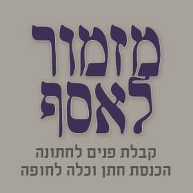 לוגו להקת מזמור לאסף צילום: לוגו להקת מזמור לאסף