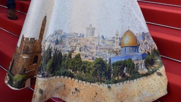 שמלה, מירי רגב, ירושלים