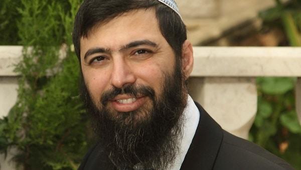 הרב יאיר בן מנחם צילום: באדיבות המצלם